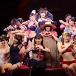 豪華絢爛の舞台!