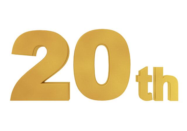 T.M.Revolution、YEN TOWN BAND…今年20周年を迎えるアーティストが続々