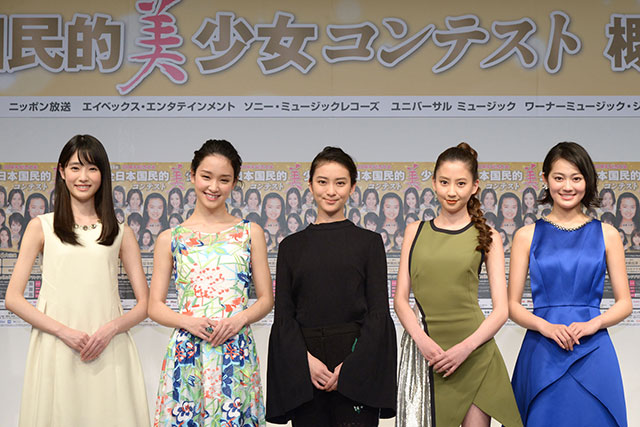 『べっぴんさん』の井頭愛海さんはじめ出身若手も続々台頭 「全日本国民的美少女コンテスト」が3年ぶりに開催